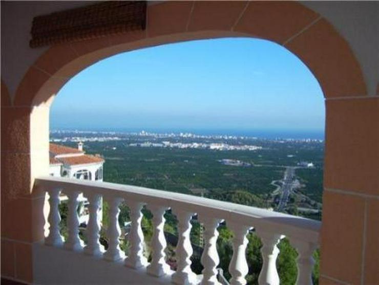 3-Schlafzimmer-Villa mit herrlicher Sicht in Oliva Tossal Gross - Bild 1