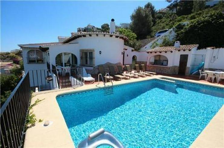 Bild 2: Großzügige Villa mit herrlichem Meerblick, Pool und separatem Gästeapaprtement
