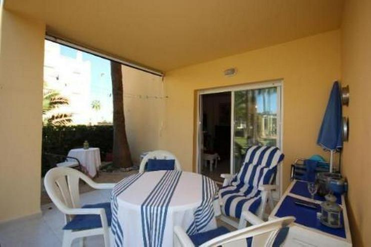 Bild 5: Gepflegtes Appartement mit Gemeinschaftspool nur 50 m vom feinsten Sandstrand