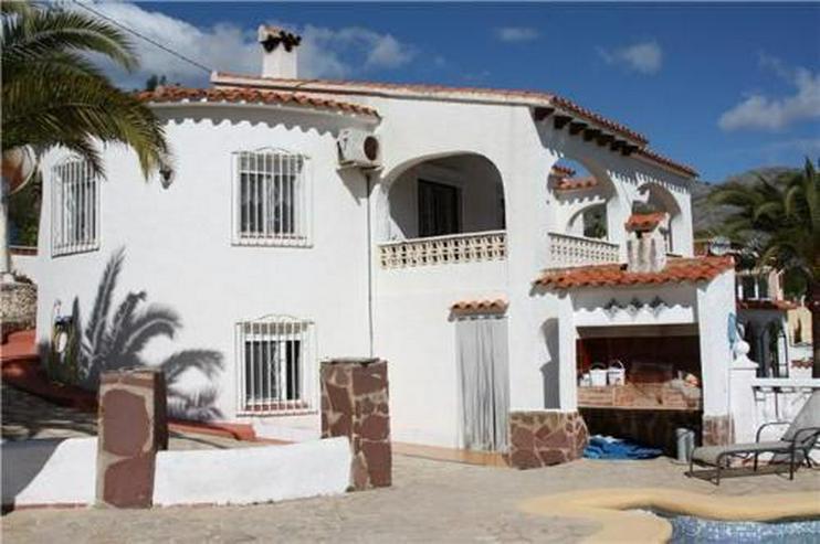 Bild 1: Schöne Villa mit Einliegerwohnung, Pool und Meerblick in ruhiger Lage