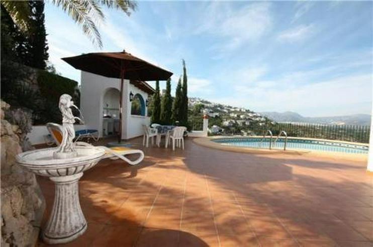 Bild 3: Villa mit Pool in herrlicher Aussichtslage auf dem Monte Pego