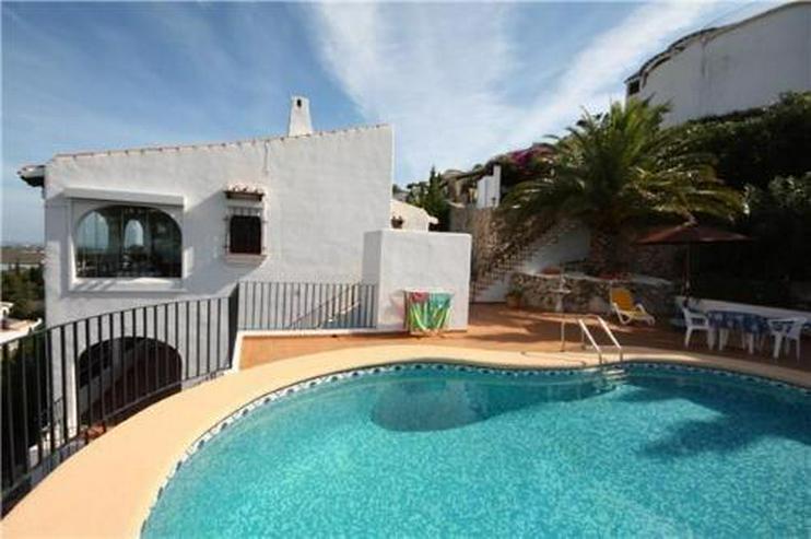 Bild 4: Villa mit Pool in herrlicher Aussichtslage auf dem Monte Pego