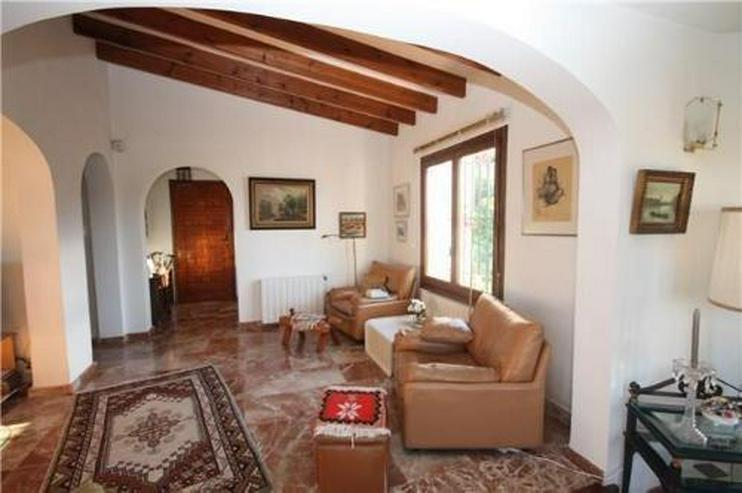 Bild 5: Sehr schön gelegene Villa mit Pool und zwei Wohneinheiten auf dem Monte Pego