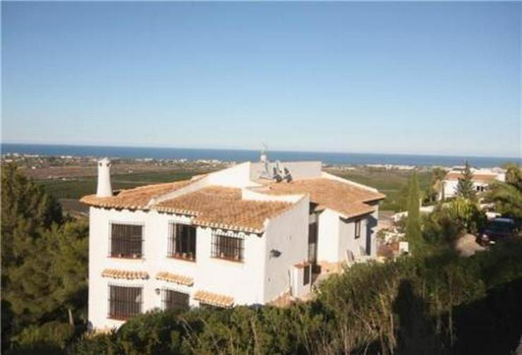 Bild 9: Sehr schön gelegene Villa mit Pool und zwei Wohneinheiten auf dem Monte Pego