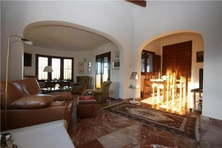 Bild 3: Sehr schön gelegene Villa mit Pool und zwei Wohneinheiten auf dem Monte Pego