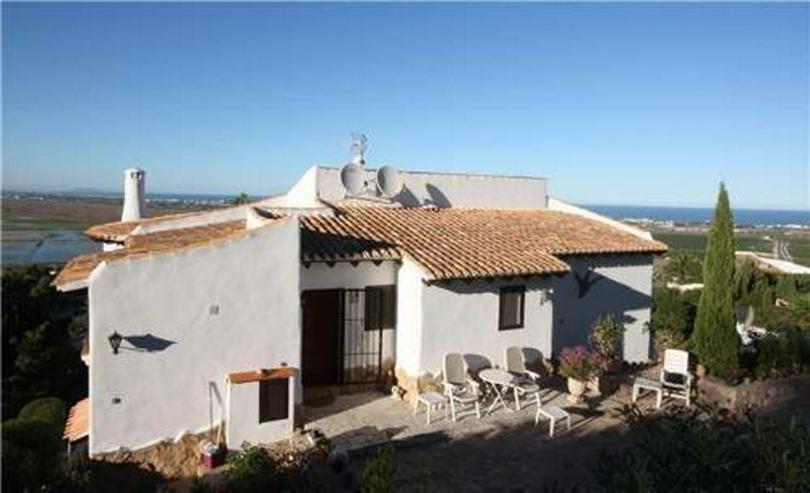Bild 8: Sehr schön gelegene Villa mit Pool und zwei Wohneinheiten auf dem Monte Pego