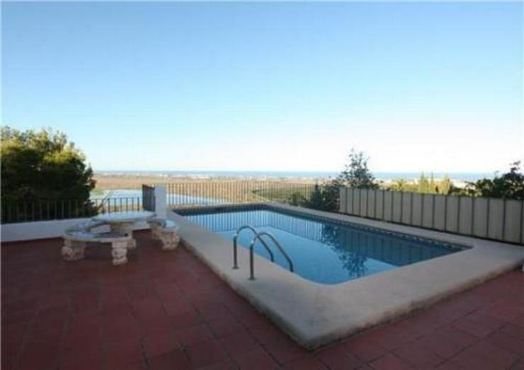 Bild 10: Sehr schön gelegene Villa mit Pool und zwei Wohneinheiten auf dem Monte Pego