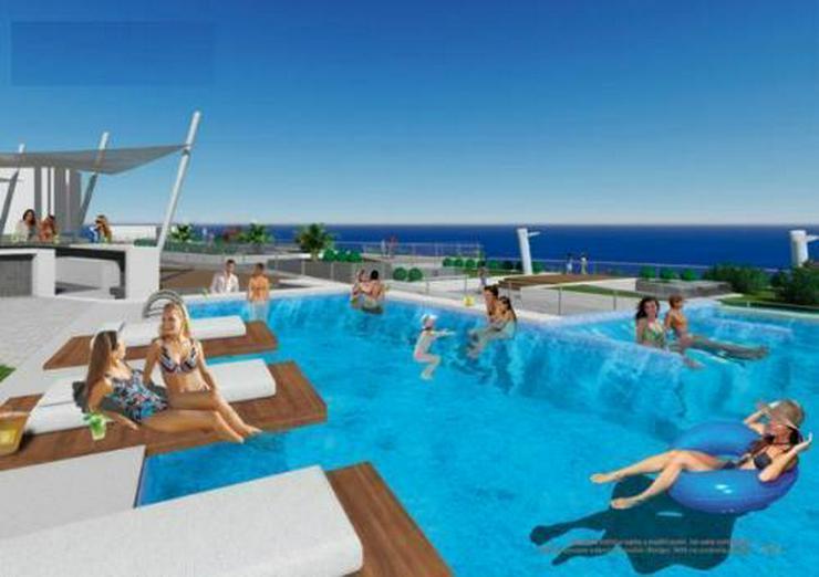 Bild 4: 3-Zimmer-Wohnungen mit atemberaubendem Meerblick nur 250 m vom Strand