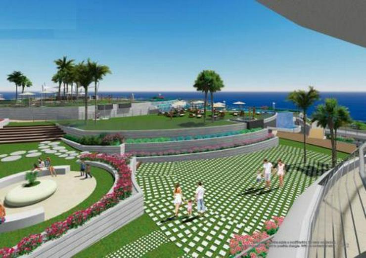 4-Zimmer-Penthouse-Wohnungen mit atemberaubendem Meerblick nur 250 m vom Strand - Wohnung kaufen - Bild 1