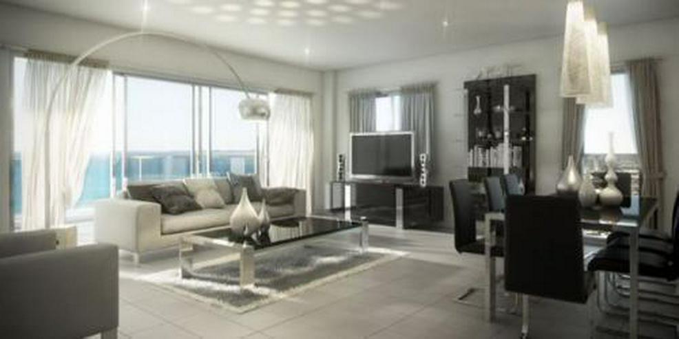 Bild 5: Exklusive 3-Zimmer-Penthouse-Wohnungen mit Meerblick nur 300 m vom Strand