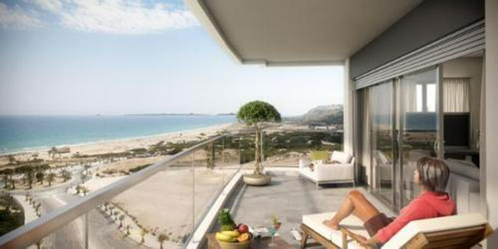 Bild 2: Exklusive 3-Zimmer-Penthouse-Wohnungen mit Meerblick nur 300 m vom Strand