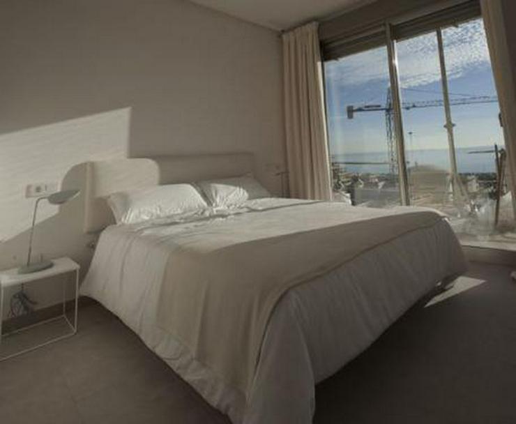Bild 7: Exklusive 4-Zimmer-Penthouse-Wohnungen mit Meerblick nur 300 m vom Strand