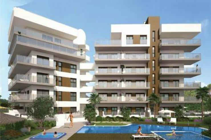 Bild 2: 4-Zimmer-Penthouse-Wohnungen nur 500 m vom wunderschönen Sandstrand