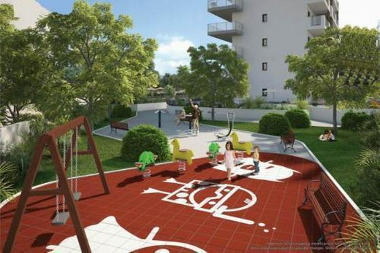 Bild 7: 4-Zimmer-Penthouse-Wohnungen nur 500 m vom wunderschönen Sandstrand