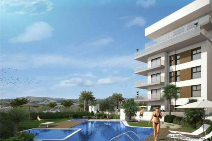 Bild 4: 4-Zimmer-Penthouse-Wohnungen nur 500 m vom wunderschönen Sandstrand