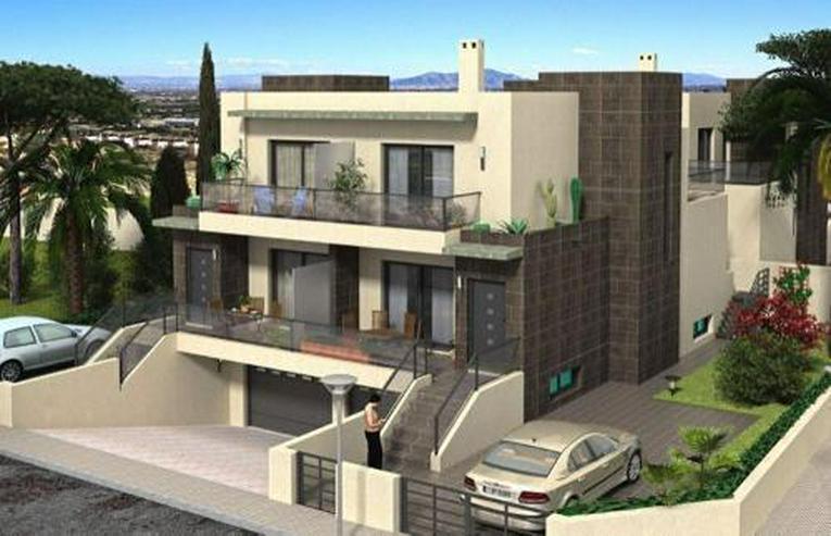 Moderne DHH mit 3 Schlafzimmern und großem Souterrain - Haus kaufen - Bild 1