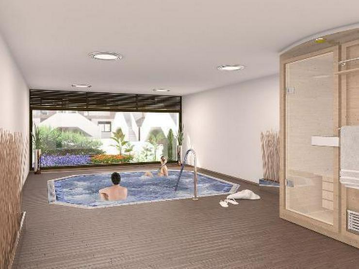Moderne Erdgeschoss-Wohnungen mit 2 Schlafzimmern und Gemeinschaftspool - Bild 1
