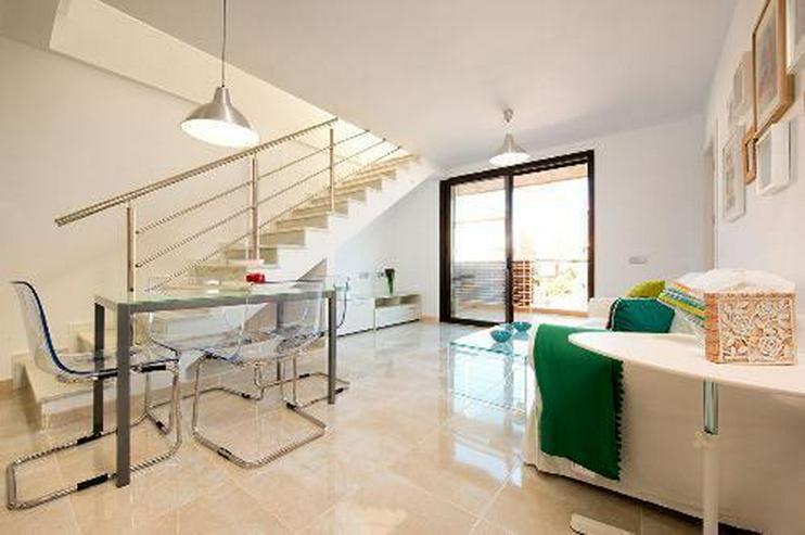 Bild 3: Moderne Maisonette-Wohnungen mit 3 Schlafzimmern und Gemeinschaftspool