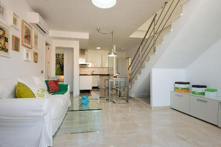 Bild 4: Moderne Maisonette-Wohnungen mit 3 Schlafzimmern und Gemeinschaftspool