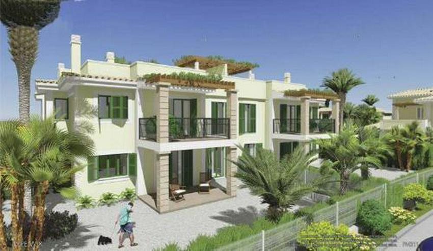 Wunderschöne Erdgeschoss-Wohnungen mit Gemeinschaftspool - Wohnung kaufen - Bild 1