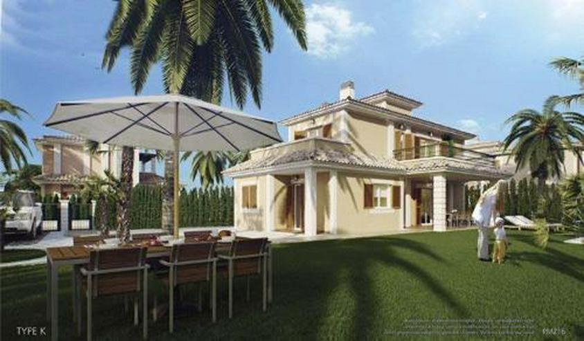 Wunderschöne 4-Zimmer-Villen nur 1 km vom Strand - Auslandsimmobilien - Bild 1