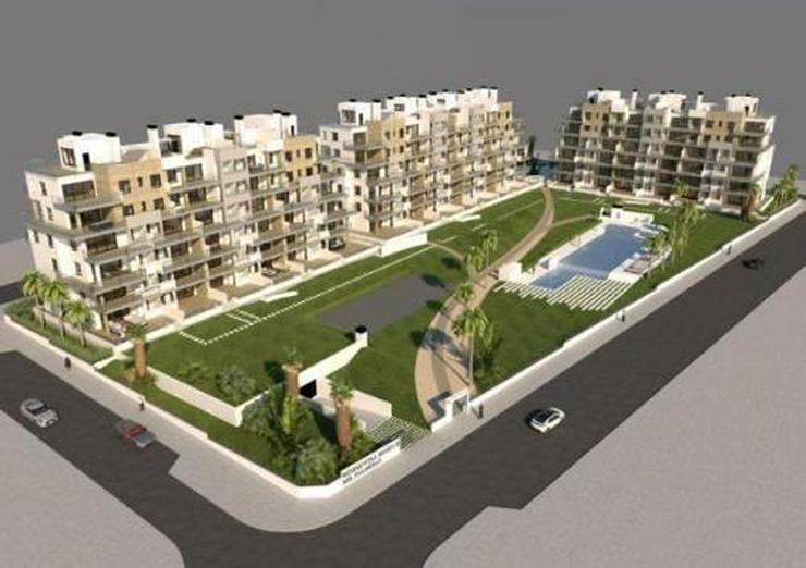 Wunderschöne 2-Schlafzimmer-Appartements mit Meerblick nur 200 m vom Strand - Bild 1