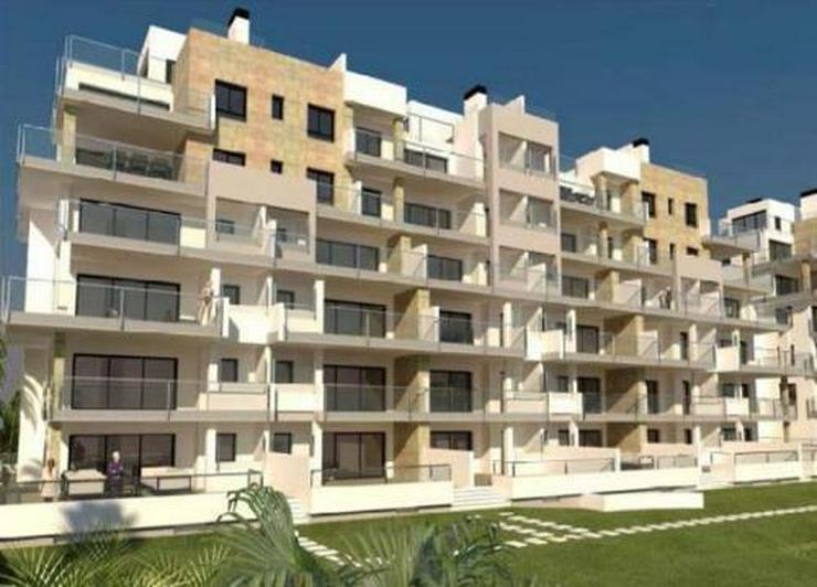 Wunderschöne 3-Schlafzimmer-Appartements mit Meerblick nur 200 m vom Strand
