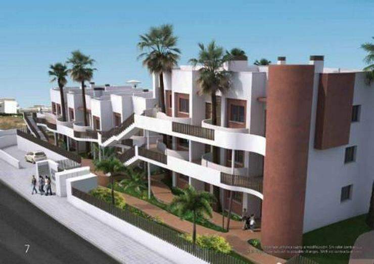 Bild 3: Wunderschöne Appartements mit Gemeinschaftspool in Punta Prima