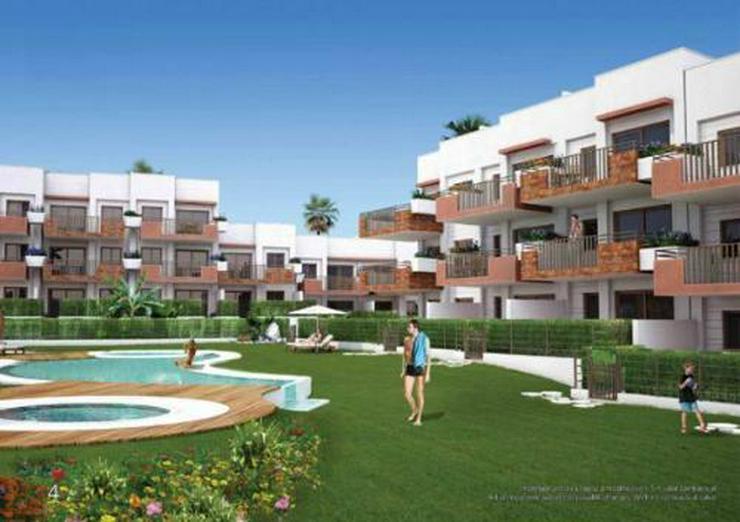 Bild 2: Wunderschöne Appartements mit Gemeinschaftspool in Punta Prima