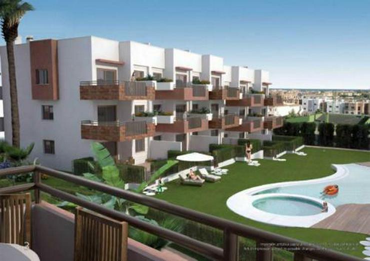 Bild 5: Wunderschöne Appartements mit Gemeinschaftspool in Punta Prima