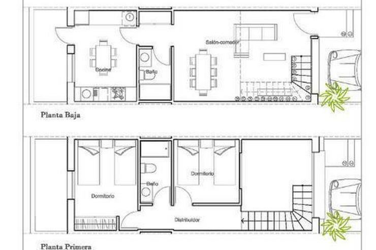 Bild 10: Moderne Reihenhäuser mit 1, 2 oder 3 Schlafzimmern und Gemeinschaftspool