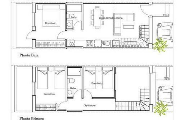 Bild 7: Moderne Reihenhäuser mit 1, 2 oder 3 Schlafzimmern und Gemeinschaftspool
