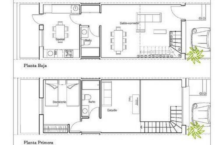 Bild 9: Moderne Reihenhäuser mit 1, 2 oder 3 Schlafzimmern und Gemeinschaftspool