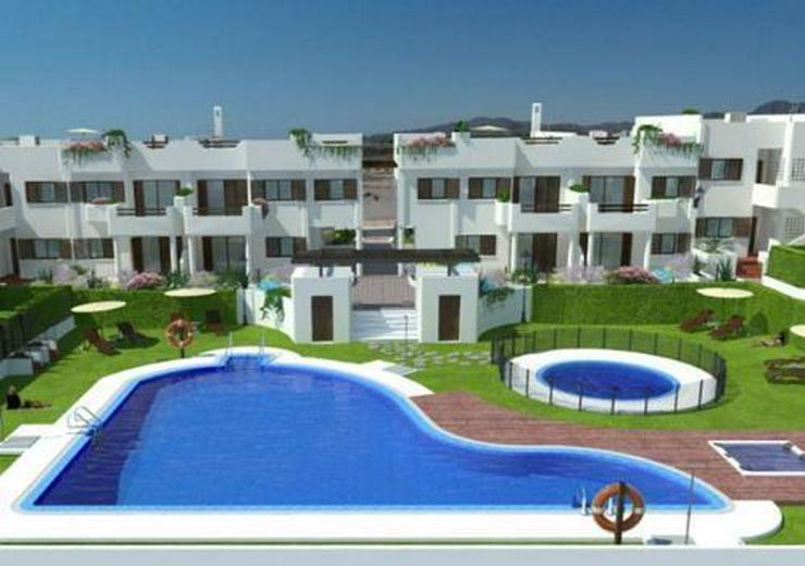 Bild 3: Penthouse-Wohnungen mit 3 Schlafzimmern nur 400 m vom Strand