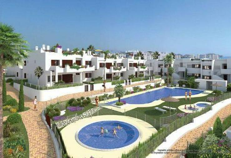 3-Zimmer-Erdgeschoss-Appartements nur 200 m vom Strand