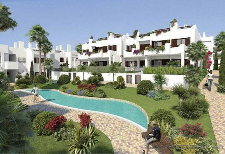 Bild 6: 3-Zimmer-Erdgeschoss-Appartements nur 200 m vom Strand