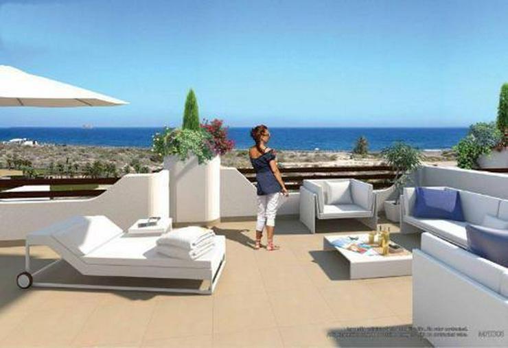 3-Zimmer-Obergeschoss-Appartements nur 200 m vom Strand