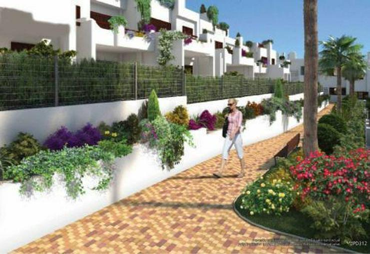Bild 6: 4-Zimmer-Erdgeschoss-Appartements nur 200 m vom Strand