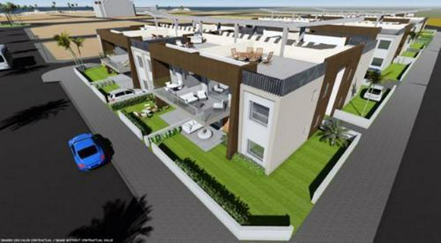 Bild 1: 4-Zimmer-Penthouse-Wohnungen in Strandnähe