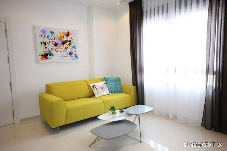 Bild 3: Luxuriöse 2-Schlafzimmer-Appartements in Strandnähe