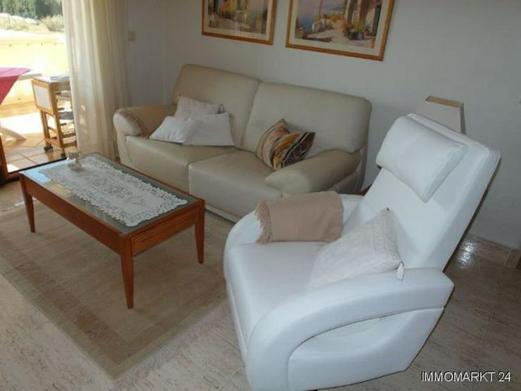 Bild 4: Appartement mit Meerblick nur 500 m vom Strand