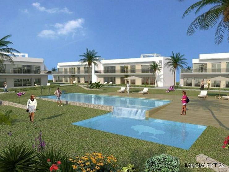 Erdgeschoss-Wohnungen in innovativem Design neben Golfanlage - Wohnung kaufen - Bild 1