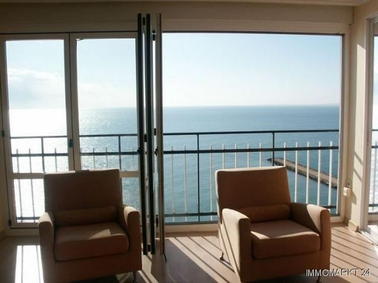 Appartement in 1. Linie mit phantastischem Meerblick - Wohnung kaufen - Bild 1