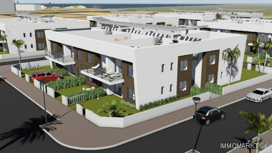 Erdgeschoss-Wohnungen in Strandnähe - Wohnung kaufen - Bild 1