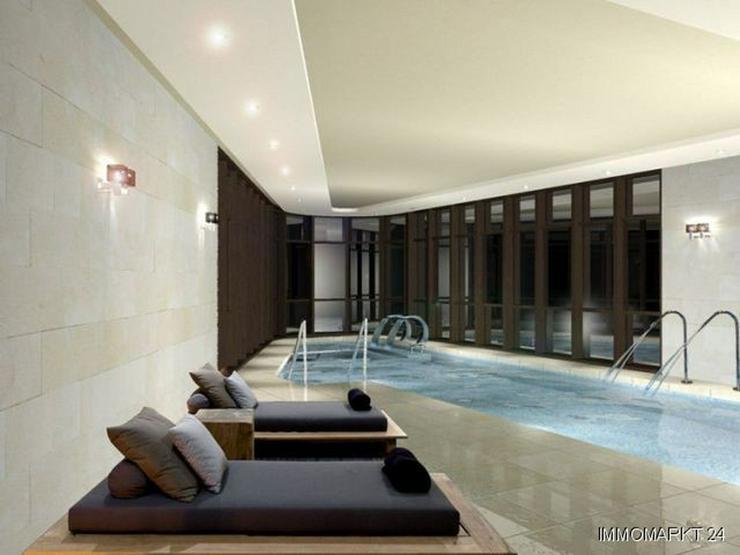 Bild 2: Obergeschoss-Appartements mit Gemeinschaftspool und Spa