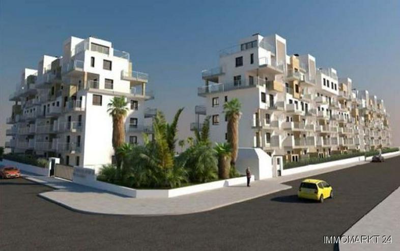 Bild 3: Moderne 3-Schlafzimmer-Appartements mit Meerblick
