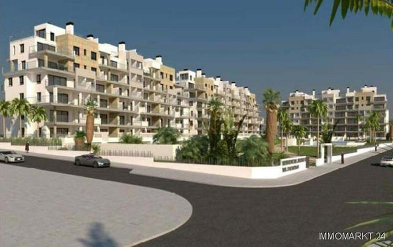 Moderne 3-Schlafzimmer-Appartements mit Meerblick - Wohnung kaufen - Bild 1