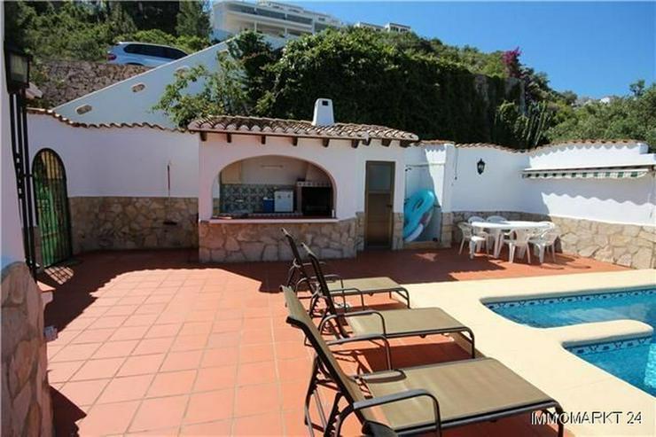 Bild 3: Großzügige Villa mit herrlichem Meerblick, Pool und separatem Gästeapaprtement