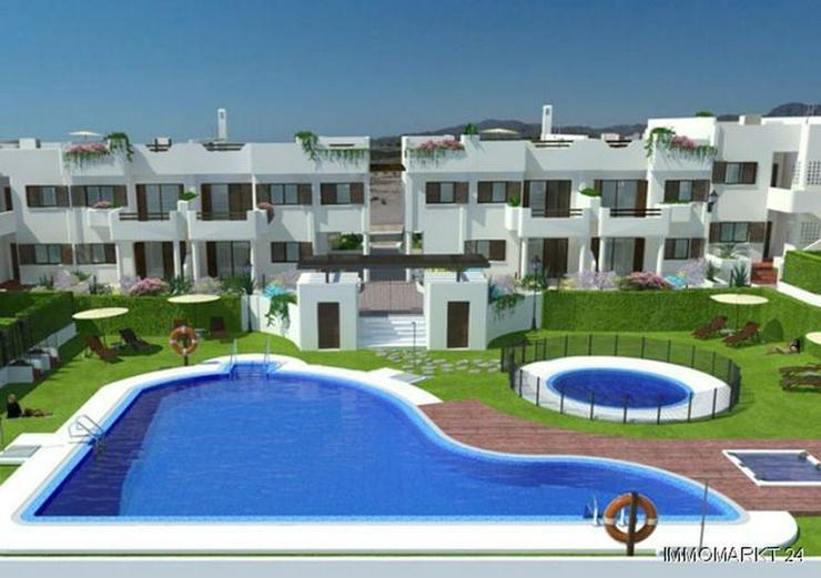Bild 2: Penthouse-Wohnungen mit 2 Schlafzimmern nur 400 m vom Strand