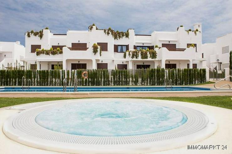 Bild 4: Penthouse-Wohnungen mit 3 Schlafzimmern nur 400 m vom Strand
